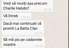 """Jurnalistul ploiestean Dragoș Pătraru a primit amenințări cu moartea pe telefon: """"Vreți să muriți așa precum Charlie Hebdo?"""" FOTO"""