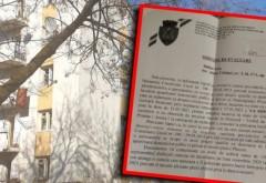 """Scandal la blocul social din nordul Ploieştiului: """"Am un copil cu handicap si Primaria vrea să mă arunce în stradă ilegal!""""."""