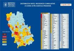 #coronavirus: Ploieștiul, la câteva cazuri distanță de restricțiile de weekend
