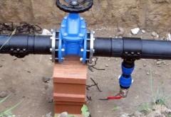 Rețeaua de apă potabilă a fost pusă în funcțiune pentru satul Inotești