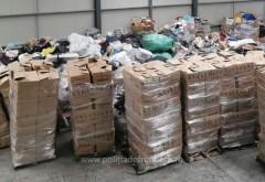 Gunoaiele altora, importate ilegal in Prahova si Bucuresti