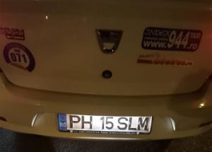 """Supărarea unui ploieștean, după o cursă cu un taxi, în municipiu: """"Feriți-vă de el!"""""""