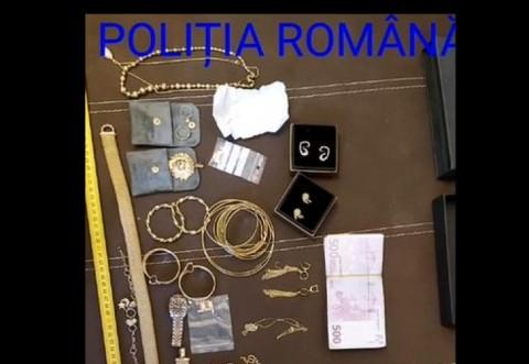 Ploiesteanca Ramona Bãrbuț, fiica patronului Adeplast, jefuita de bijuterii in valoare de 130.000 euro