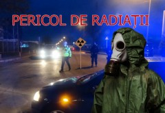 ALERTA! Activitate radioactiva descoperita in zona Rafinariei Astra Ploiesti. Intervin echipajele USISU Ciolpani