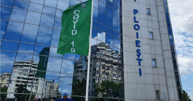 Prahova – Rata incidenta cumulativa COVID-19 la 26.05.2021.