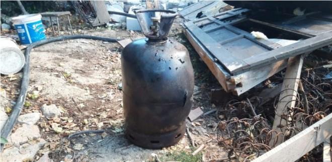O butelie cu gaz a explodat intr-o gospodarie din satul Tariceni. Un tanar a suferit arsuri pe 35% din suprafata corporala