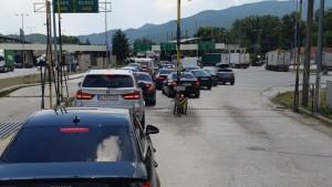 MAE, despre cozile la intrarea în Grecia: Mulți nu au completat formularul de identificare la timp și nu au obținut codul de confirmare