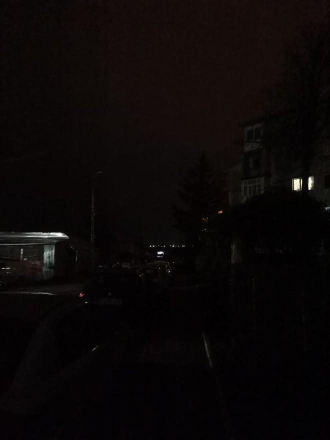 Avarie majora in Ploiesti. Zona de Sud/Centru a ramas in bezna, luni noapte