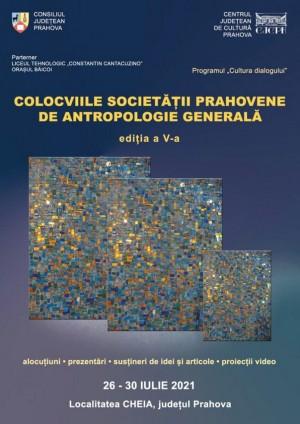 O  nouă ediţie a Colocviilor societăţii prahovene de antropologie generală