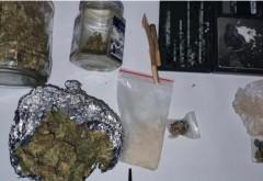 DIICOT: Traficanți de droguri, prinși în Vama Veche, cu tot cu marfă. Tinerii aveau la ei șapte tipuri de stupefiante