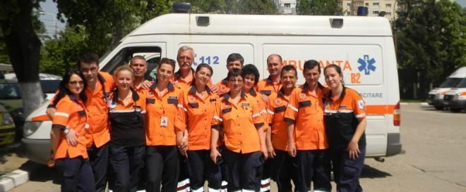 La multi ani tuturor angajatilor Serviciului de Ambulanta Prahova! Va multumim!