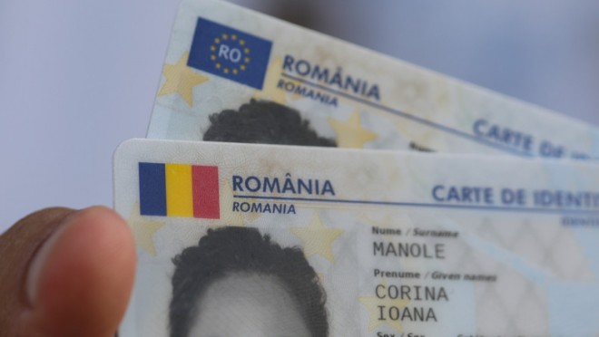 Primele cărți de identitate electronice vor fi eliberate în septembrie
