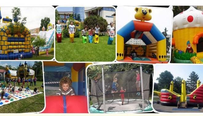 Distractie la Blejoi! Primăria organizează, în perioada 25 – 28 august, Festivalul Copiilor
