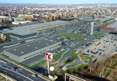 Incepe constructia celui mai nou mall din Ploiesti, in locul fostei Uzine 1 Mai. Carrefour face deja angajari