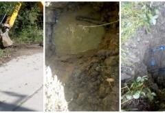 HIDRO PRAHOVA a depistat 3 branșamente ilegale pe rețeaua publică de alimentare cu apă din orașul Slănic