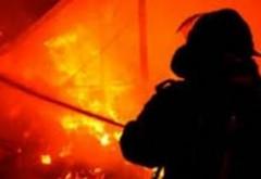 A luat foc fosta școală din satul Moara - Puchenii Mari