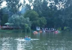 Concurs de pescuit sportiv, pe lacul din Parcul Bucov, sambata, 18 septembrie