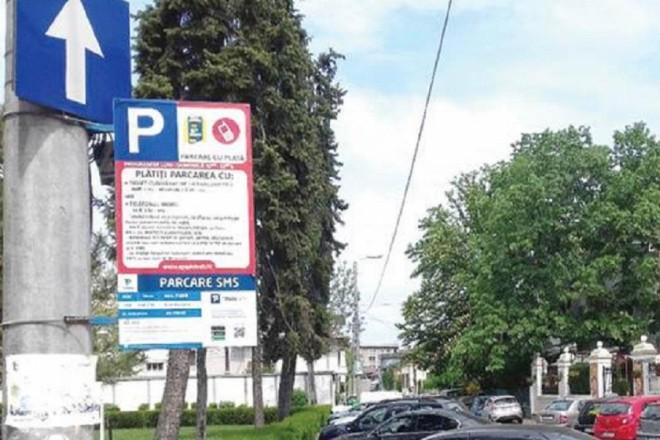 Ploiesti: Taxa pentru parcare se va putea plati din aplicatia mobila
