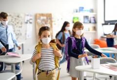 Şcoala a început prost în Prahova! Mai multi elevi si profesori, depistati pozitiv cu COVID-19
