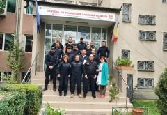 Politistii de la SAS Prahova au donat sange pentru pacientii grav bolnavi