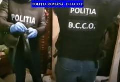 DIICOT si BCCO Ploiesti au dat stingerea unei retele de traficanti de droguri din Prahova. 100 de persoane, aduse la audieri