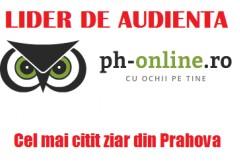Ph-online.ro - LIDER absolut de audienta in Prahova. Peste 2 MILIOANE de afisari, in luna septembrie