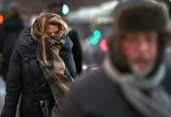 Avertizare meteo: în weekend va fi deosebit de frig în toată țara, iar la munte va ninge