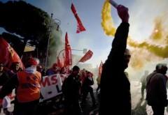 GREVĂ GENERALĂ în Italia! Țara, blocată de sindicalisti