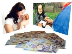 A fost promulgată Amnistia fiscală a bugetarilor, pensionarilor şi mămicilor