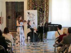 Ansamblul Duo Atris concertează sâmbătă la Castelul Peleş