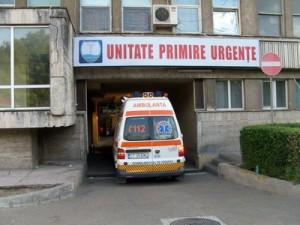 O femeie s-a aruncat de la etajul unui spital din Ploieşti