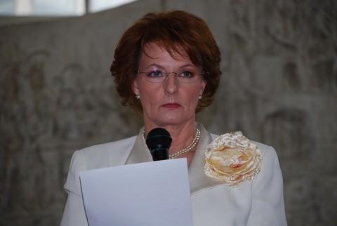 Principesa Margareta, în vizită la un cămin pentru bătrâni din Ploieşti