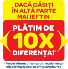 """Incredibil! Manevra din spatele promotiilor """"iti platim de doua ori diferenta"""". Metro, Selgros și Mega Image, amendate"""