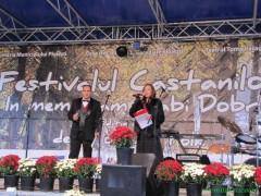 """Află cine sunt premianţii Concursului Naţional de Muzică Folk """"Festivalul Castanilor"""""""