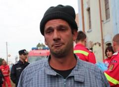 """Un ploieştean a vrut să se arunce de pe o clădire din Alba: """"Aveam de gând să mă omor"""""""