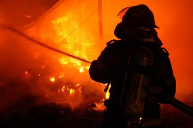 Incendiu la Mănăstirea Sfântul Antonie cel Mare din Dumbrăveşti