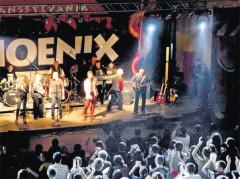 Concert Phoenix la Ploieşti pentru susţinerea construcţiei noului Spital pentru Copii