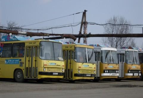 Traseele autobuzelor DEVIATE cu ocazia meciului de pe Ilie Oană. Vezi AICI modificările