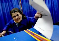 Alegeri prezidentiale 2014: Prezenţa la vot la ora 13