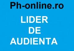 Ph-online.ro, lider de audienta din ziua alegerilor