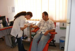 Campanie GRATUITĂ de testare a glicemiei în Ploieşti