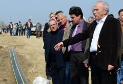 Consiliul Judetean Prahova, investitii in alimentarea cu gaze pentru locuitorii din Rafov, Ghighiu si Barcanesti