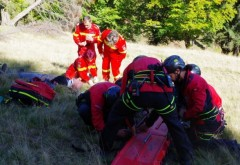 Operaţiune de salvare! 11 turişti, rătăciţi în Piatra Craiului