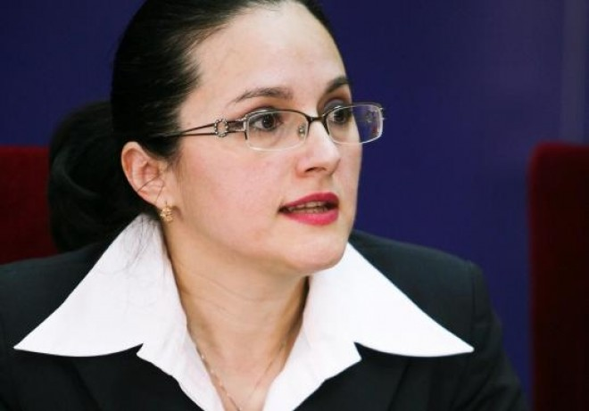 Alina Bica, șefa DIICOT, SUSPENDATĂ din magistratură