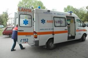 Copil lovit de mașină pe strada Cameliei din Ploiești