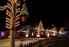Sinaia devine sâmbătă ORAȘ de POVESTE. Peste 500 de instalații luminoase vor fi aprinse în stațiune