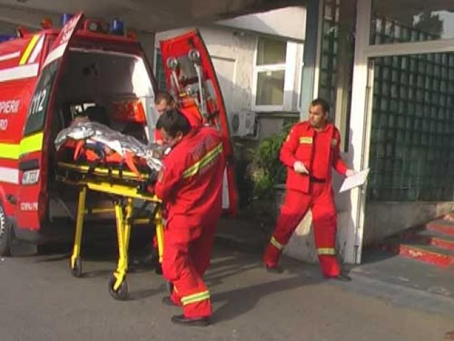 Accident de munca la o patiserie din Plopeni. Un cuptor a explodat