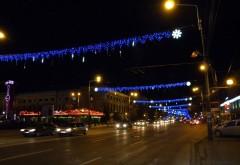 Încep Sărbătorile de iarnă la Ploieşti. Startul se dă în centrul municipiului