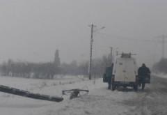 Problemele cu electricitatea au fost remediate în Prahova