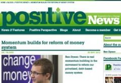 Un site care a publicat exclusiv ştiri pozitive, timp de o zi, şi-a pierdut 66% dintre cititori